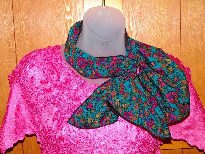 No-tie scarf