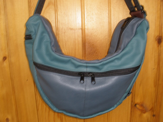 blue teal wine leather--conc. carry