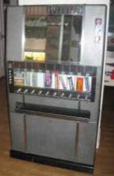 Vintage Candy Vending Machine