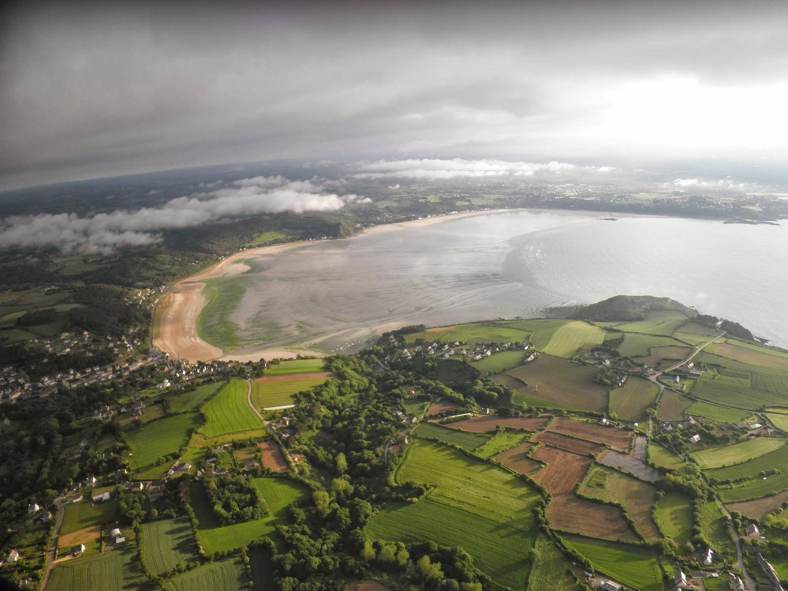 ULM Lannion | Baie de St-Efflam