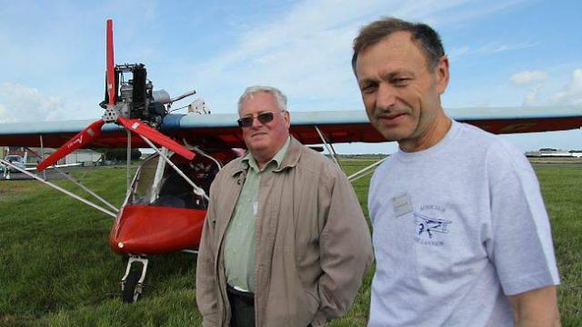 25 ans de l'Aéro-Club de Lannion