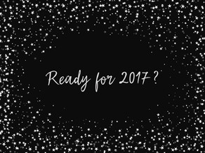HOW TO PREPARE FOR SUCCESS IN 2017