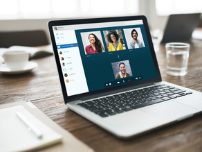 How To Make Virtual Meetings More Like In-Person Meetings