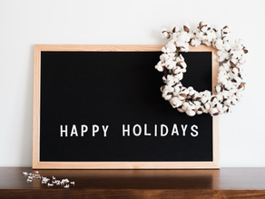 WHAT TO DO WHEN YOUR OFFICE IS EMPTY IN DECEMBER