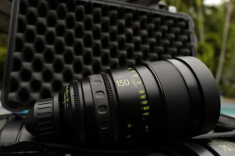 master prime lens 150 mm