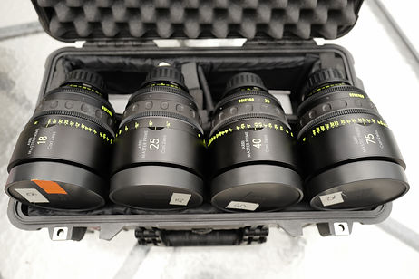 master prime lens set of 4