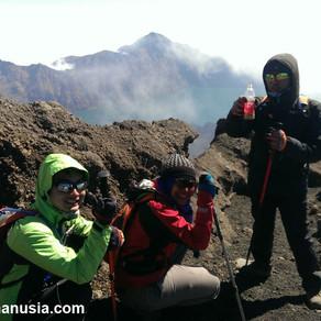 Pendakian Puncak Gunung Rinjani Membuatku Berkenalan Dengan Dualitas Diriku-Bagian 2