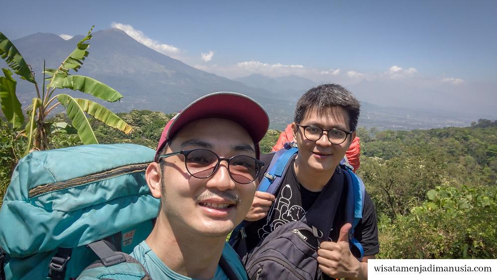 Teman Pendakian Gunung Bekel, Sigit