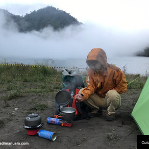Rambu-Rambu Persiapan Menu Makan di Gunung