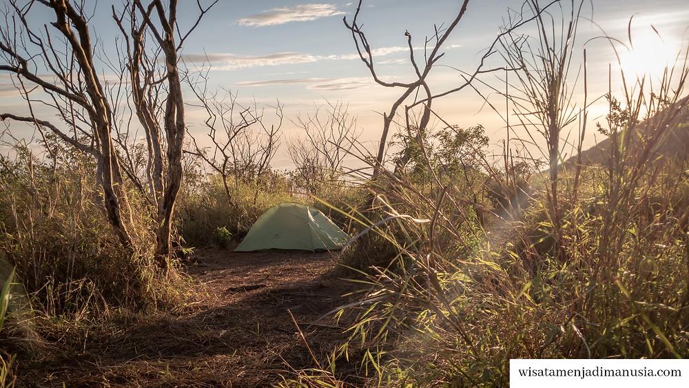 Tenda Kami Bermalam