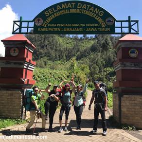 Wisata Gunung Semeru- 7 Bentang Alam Pemanja Mata