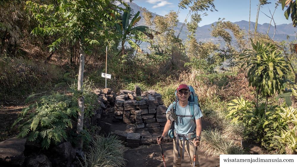 Pos 2 Gunung Bekel, Candi Bayi