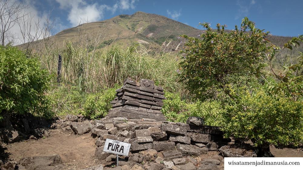 Pos 3 Pendakian Gunung Bekel, Candi Pura