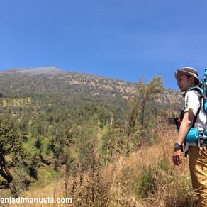 Pendakian Puncak Rinjani Membuatku Berkenalan Dengan Dualitas Diriku-Bagian 1