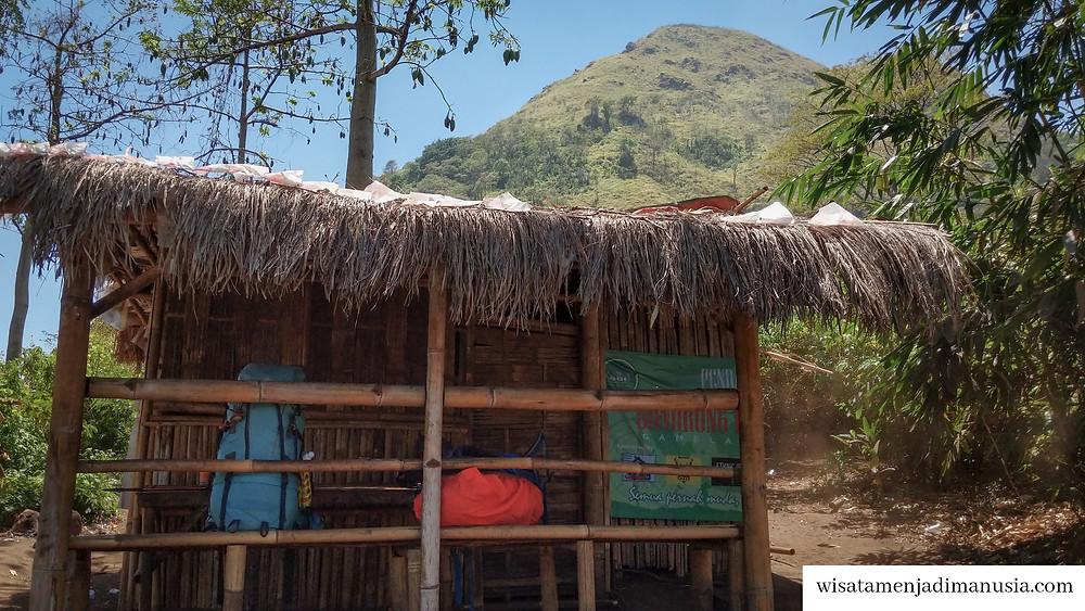 Pos 1 Gunung Bekel, Warung Gubug