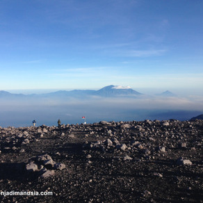 Mengawal Impian ke Puncak Gunung Semeru-Bagian 2