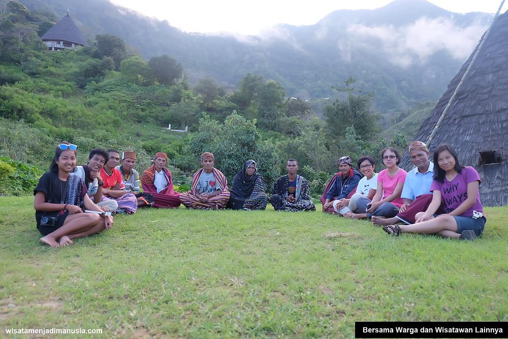 Kearifan Penduduk Desa WaeRebo