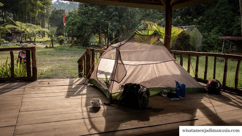 Camping Ceria di Ledok Amprong