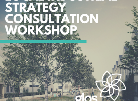 Local Industrial Strategy Consultation Workshop