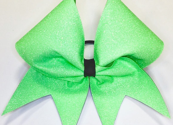 Neon Glitter Bow - 6 colours