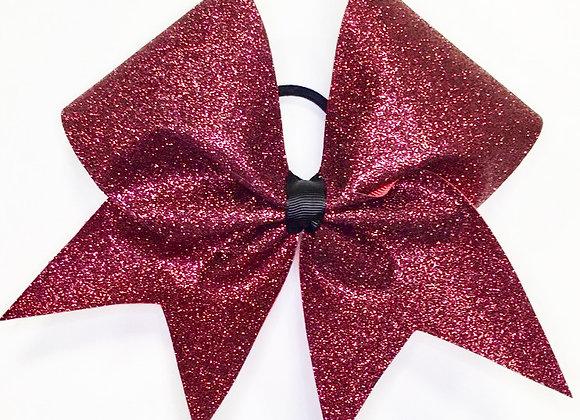 Fine Glitter Bow
