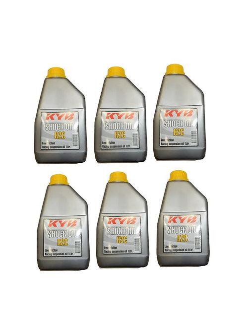 KYB Aceite Amortiguador K2C 6x1L