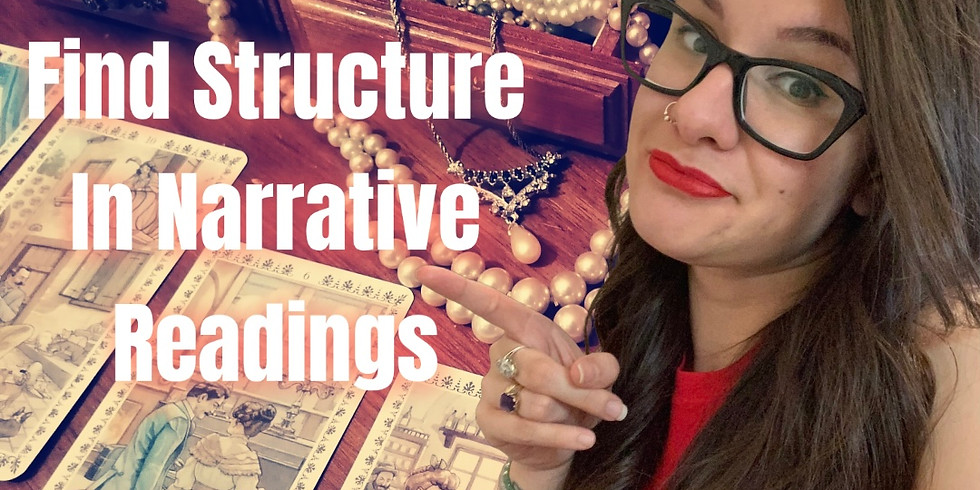 Find Structure in Narrative Readings