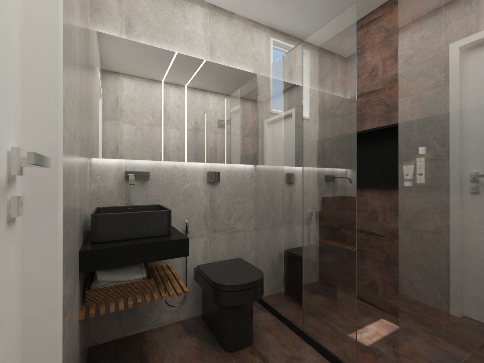 Banheiro Piscina