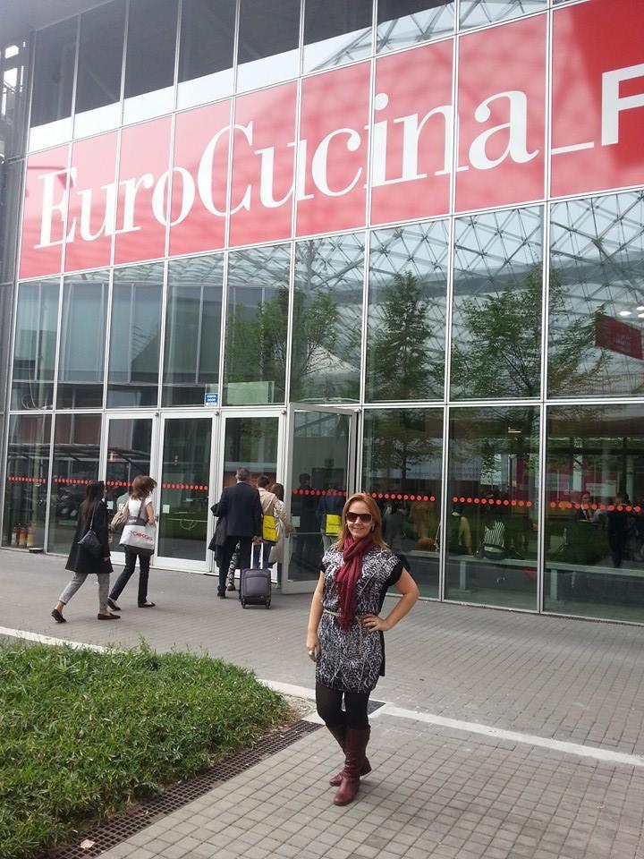 EuroCucina Milão 2014