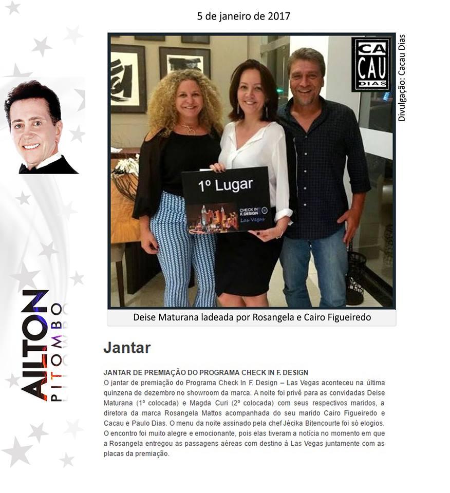 Premiação FDesign 2016