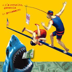 Tiburones y sardinas