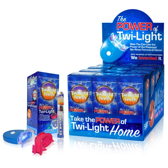 Twilight Teeth Whitener & refills