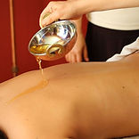 Hot Moroccan Oil Massage