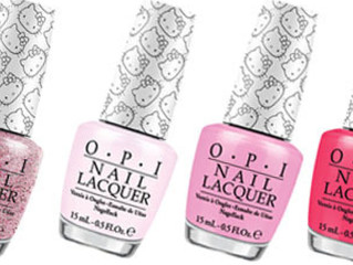 Fresh Spring OPI Polishes