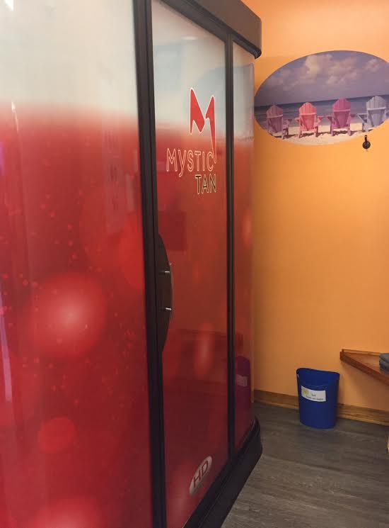 Mystic HD Spray Tan Booth
