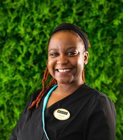 Jasmine, Massage Therapist