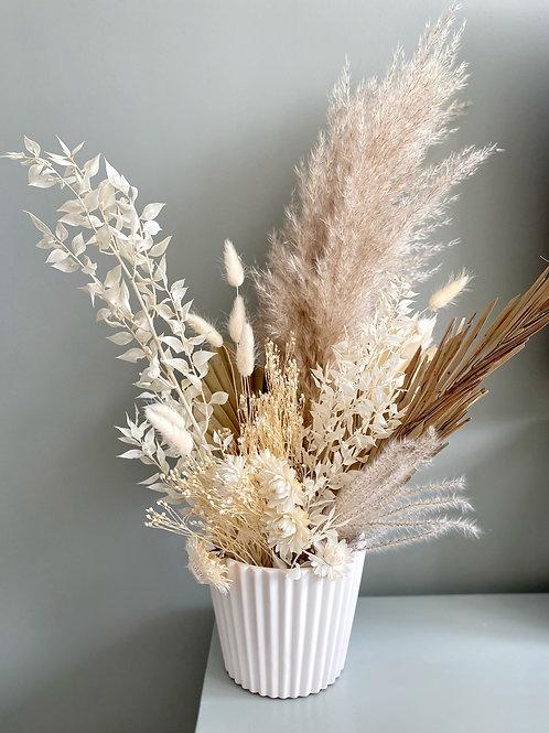 Natural Dried Vase