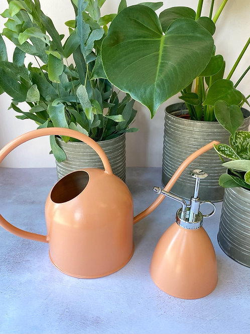 Coral Watering Can