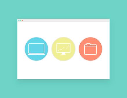 Idee für Webdesign