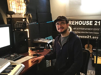 Kyle in recording studio 2020.JPG