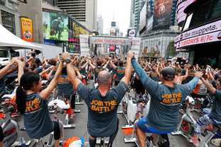 Equinox Cycle For Survival, NYC