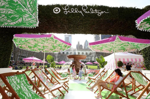 Lilly Pulitzer Pop-Up Shop, NYC