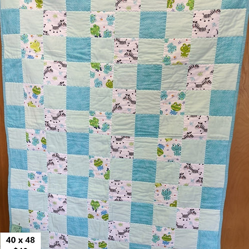 Quilt 9 (Flannel)