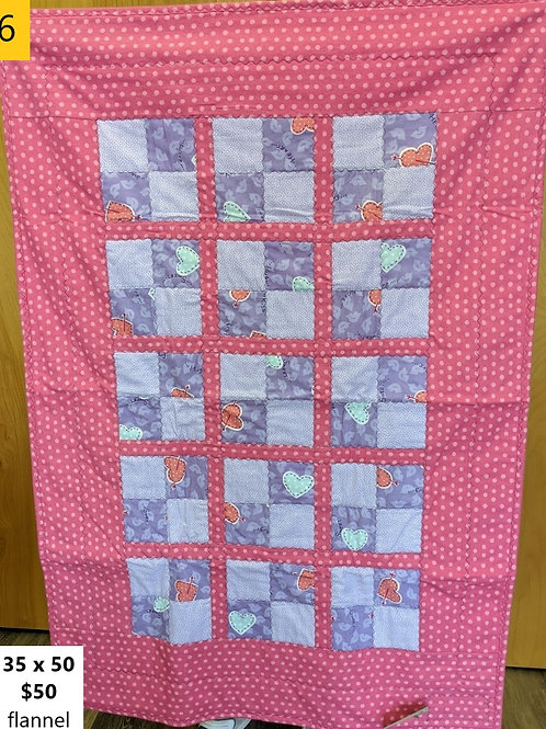Quilt 6 (Flannel)