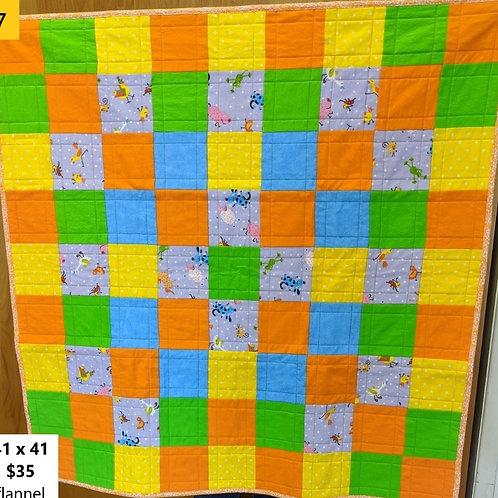 Quilt 7 (Flannel)