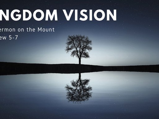 Kingdom Vision: Thriving Together