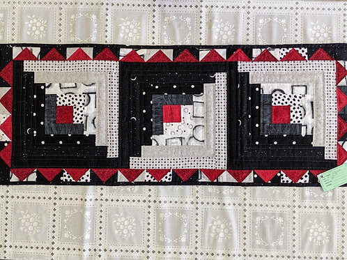 Quilt 56 (Hand Stitched Table Runner)