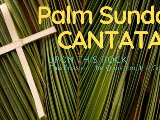 Choral Cantata: Upon This Rock