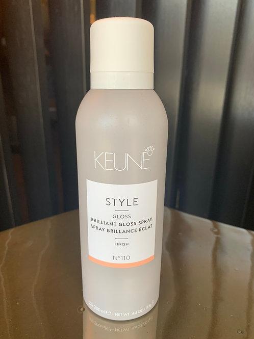 KEUNE Brilliant Gloss Spray