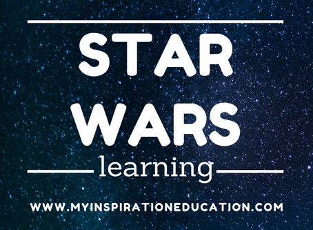 Star Wars Learning Inspiration